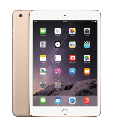 IPAD MINI 3 64GB (VỎ ZIN 97%)